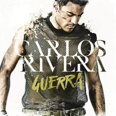Carlos Rivera - GUERRA - DVD (SESSIONS RECORDED AT ABBEY ROAD)