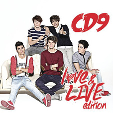 CD9 - LOVE & LIVE EDITION