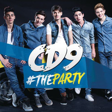 CD9 - THE PARTY - SINGLE