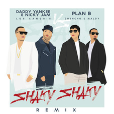 Daddy Yankee - SHAKY SHAKY REMIX - SINGLE