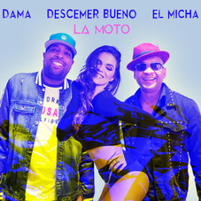 Descemer Bueno - LA MOTO - SINGLE