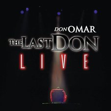 Don Omar - THE LAST DON CD II LIVE