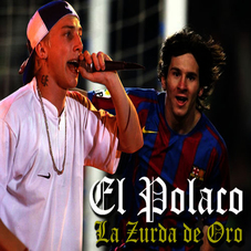 El Polaco - LA ZURDA DE ORO - SINGLE