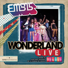 Eme 15 - EME 15 - WONDERLAND LIVE (ZONA PREFERENTE) - CD