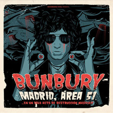 Enrique Bunbury - MADRID, ÁREA 51 - DVD 2