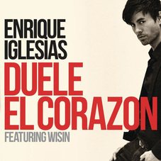 Enrique Iglesias - DUELE EL CORAZ�N - SINGLE