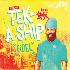 Fidel Nadal - TEK A SHIP (RECORDED IN JAMAICA)