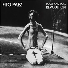 Tapa del CD ROCK AND ROLL REVOLUTION - Fito P�ez