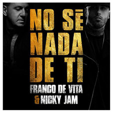 Franco De Vita - NO SÉ NADA DE TI - SINGLE