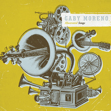 Gaby Moreno - ILLUSTRATED SONGS