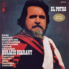 Horacio Guarany - EL POTRO