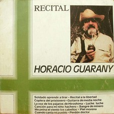 Horacio Guarany - RECITAL