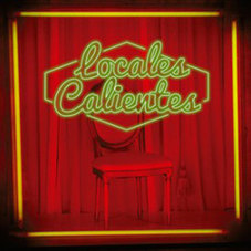 Tapa del CD LOCALES CALIENTES - Guasones