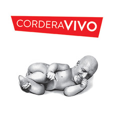 Tapa del CD CORDERA VIVO - Array