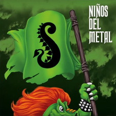 Heavysaurios - NIÑOS DEL METAL - SINGLE