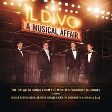 Il Divo - A MUSICAL AFFAIR