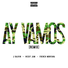 J Balvin - AY VAMOS - SINGLE