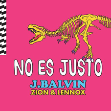 J Balvin - NO ES JUSTO - SINGLE