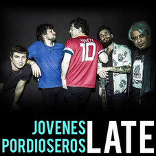 Jóvenes Pordioseros - LATE - SINGLE