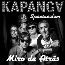 Kapanga - MIRO DE ATRÁS - SINGLE