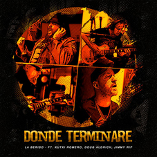 La Beriso - DÓNDE TERMINARÉ - SINGLE