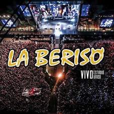 La Beriso - VIVO ESTADIO ÚNICO (CD + DVD)