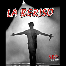 Tapa del CD VIVO POR LA GLORIA - CD - La Beriso
