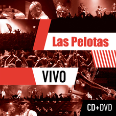 Las Pelotas - VIVO - CD