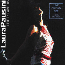 Laura Pausini - LIVE IN PARIS 05 CD + DVD
