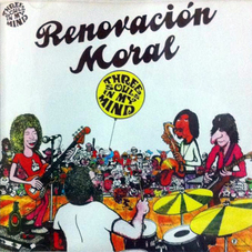 Alex Lora - THREE SOUL IN MY MIND - RENOVACION MORAL