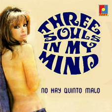 Alex Lora - THREE SOULS IN MY MIND - NO HAY QUINTO MALO