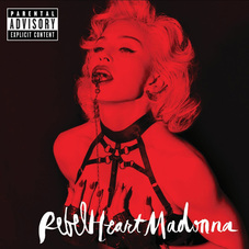 Madonna - REBEL HEART (SUPER DELUXE EDITION) - CD 1