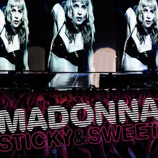 Madonna - STICKY & SWEET TOUR (CD + DVD)