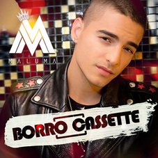 Maluma - BORRÓ CASSETTE - SINGLE