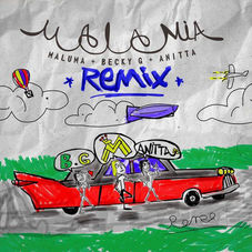 Maluma - MALA MÍA REMIX - SINGLE