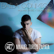 Manuel Turizo - BAILA CONMIGO - SINGLE