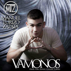Manuel Turizo - VÁMONOS - SINGLE
