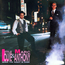 Marc Anthony - WHEN THE NIGHT IS OVER