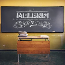 Melendi - TOCADO Y HUNDIDO - SINGLE
