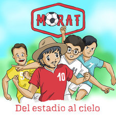 Morat - DEL ESTADIO AL CIELO - SINGLE