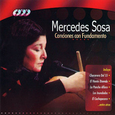 Mercedes Sosa - CANCIONES CON FUNDAMENTO
