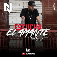 Nicky Jam - EL AMANTE - SINGLE