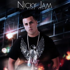 Nicky Jam - THE BLACK MIXTAPE