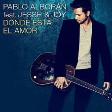 Tapa del �D�NDE EST� EL AMOR? (FT. JESSE & JOY) - SINGLE - Pablo Albor�n