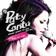Paty Cantú - DRAMA QUEEN EN VIVO (CD+DVD)
