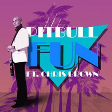 Pitbull - FUN - SINGLE