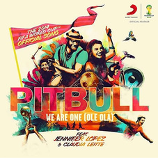 Pitbull - WE ARE ONE (OLE OLA) - SINGLE (OFFICIAL SONG 2014 FIFA WORLD CUP)
