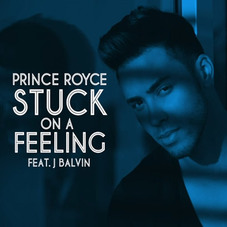 Prince Royce - STUCK ON A FEELING - SINGLE