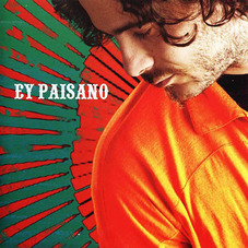 Tapa del CD EY PAISANO - Array