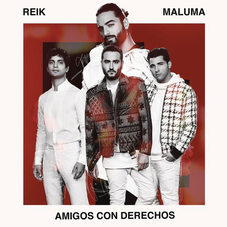 Reik - AMIGOS CON DERECHOS - SINGLE